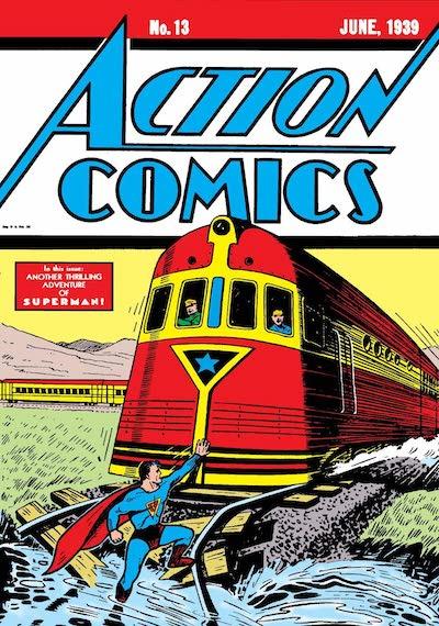 Action Comics #13