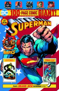 Superman 100 Page Giant