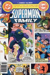 Superman Family #202