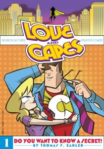 Love and Capes vol. 1 TPB