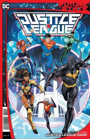 Justice League: Future State #1