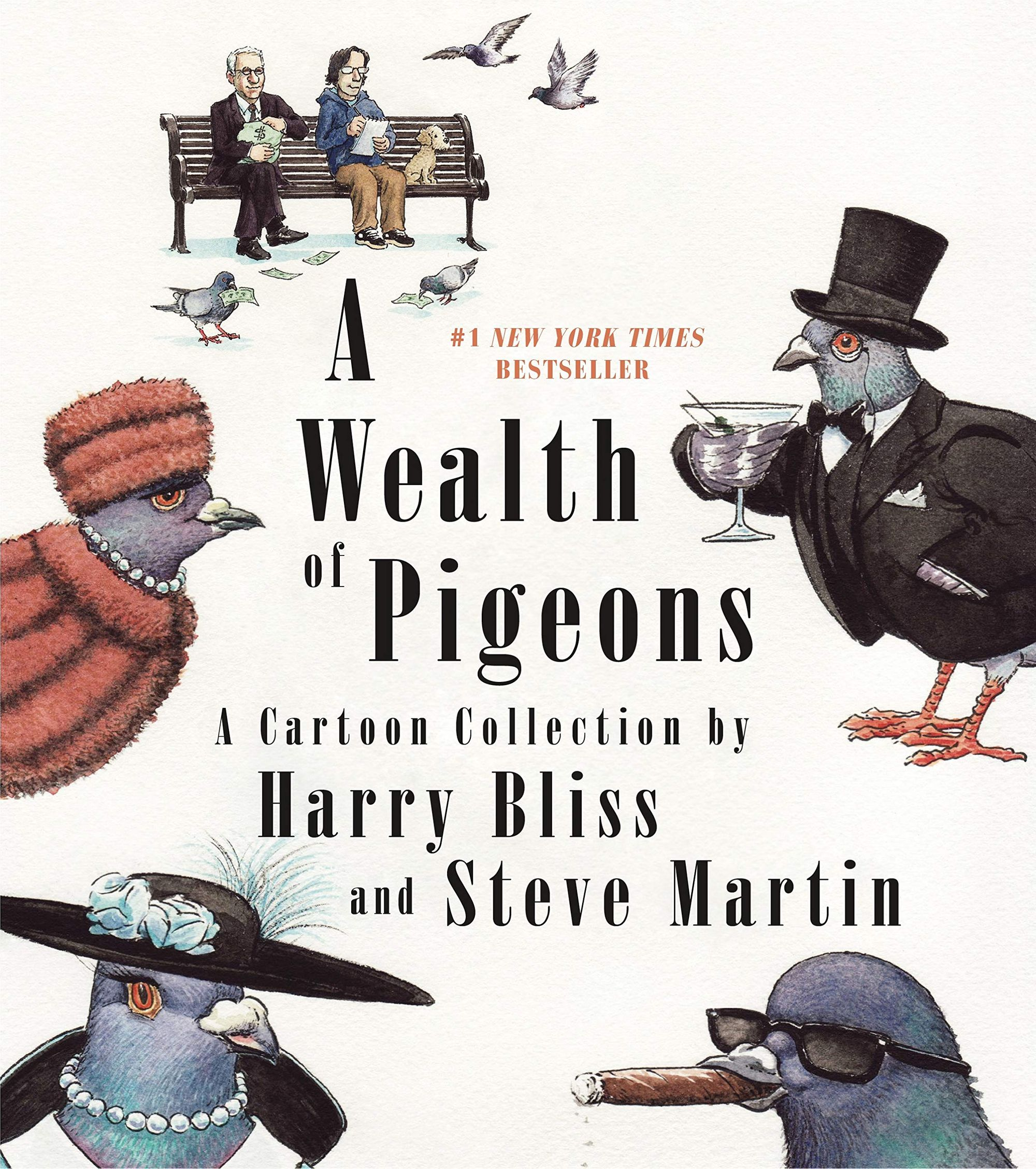 A Wealth of Pigeons cover