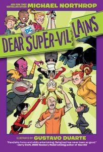 Dear DC Super Villains