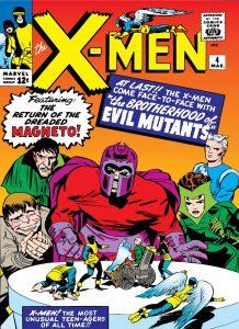 X-Men v1 #4