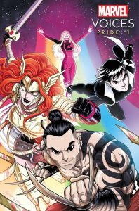 Marvel Voices Pride #1
