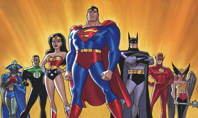 """""""Justice League"""" animated series"""