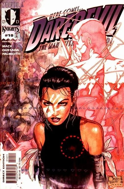 Daredevil v2 #10